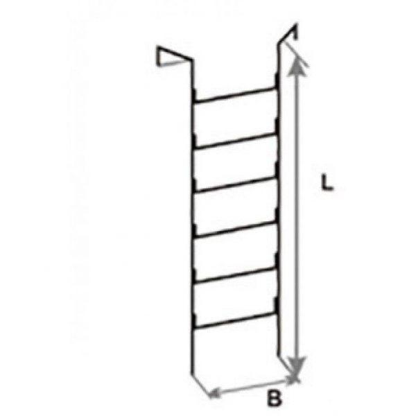 Лестница водосточная ВЛ-2,5