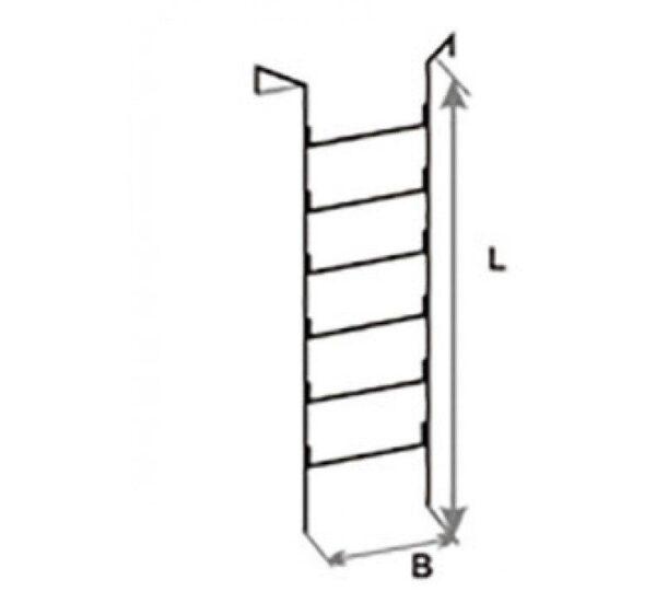 Лестница теплосетевая ТС-2
