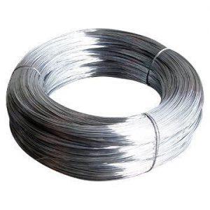 Проволока стальная ГОСТ 6727-80 размер 5ММ тех. требование ВР-1 (бухты)