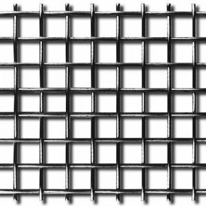 сетка стальная тканая 10х10х1