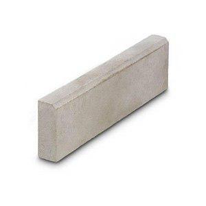 Бордюрный камень садовый Бр-50-20-8