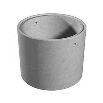 Бетонное кольцо с замком с днищем КЦД 20-10 ч