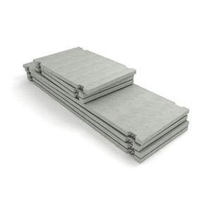Плиты покрытия для теплотрасс