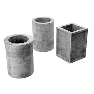 Урна бетонная У-2