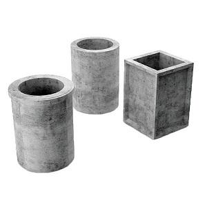 Урна бетонная У-8